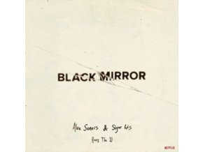 ALEX SOMERS & SIGUR ROS - Black Mirror: Hang The Dj - OST (CD)
