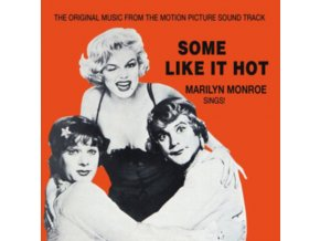 ORIGINAL SOUNDTRACK / MARILYN MONROE - Some Like It Hot (CD)