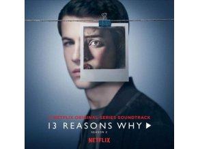 VARIOUS ARTISTS - 13 Reasons Why - Season 2 - OST (CD)