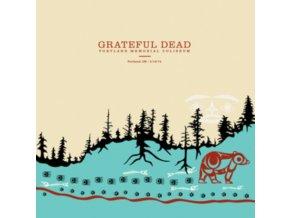 GRATEFUL DEAD - Portland Memorial Coliseum. Portland. Or. 5/19/74 (LP Box Set)