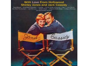 SHIRLEY JONES & JACK CASSIDY - With Love From Hollywood (CD)