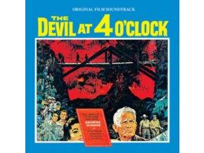 ORIGINAL SOUNDTRACK - Devil At 4 OClock - OST (CD)