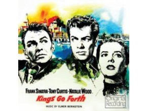 ORIGINAL SOUNDTRACK - Kings Go Forth - OST (CD)