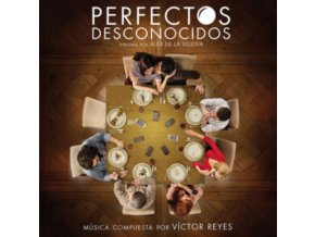 VICTOR REYES - Perfect Strangers (CD)