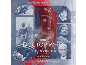 DON HARPER - Doctor Who - The Invasion - OST (CD)