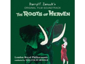 LONDON ROYAL PHILHARMONIC CONDUCTED BY MALCOLM ARNOLD - The Roots Of Heaven - OST (CD)