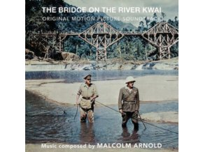 MALCOLM ARNOLD - The Bridge On The River Kwai - OST (CD)