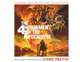 ANDRE PREVIN - The Four Horsemen Of The Apocalypse - OST (CD)