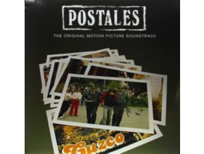 LOS SOSPECHOS - Postales - Original Soundtrack (CD)