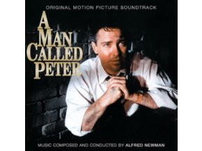 ALFRED NEWMAN - A Man Called Peter - OST (CD)