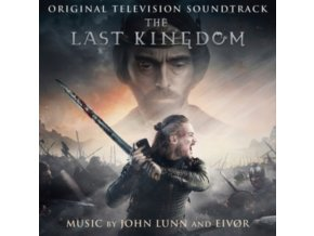 JOHN LUNN & EIVOR - The Last Kingdom - OST (CD)