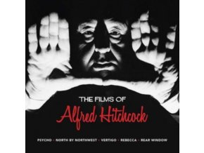VARIOUS ARTISTS - The Films Of Alfred Hitchcock (CD)
