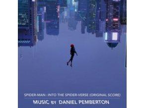 DANIEL PEMBERTON - Spider-Man - Into The Spider-Verse - OST (CD)
