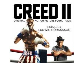 ORIGINAL SOUNDTRACK / LUDWIG GORANSSON - Creed II (CD)