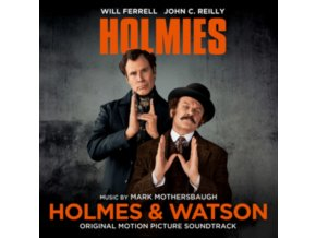 MARK MOTHERS-BAUGH - Holmes & Watson - OST (CD)