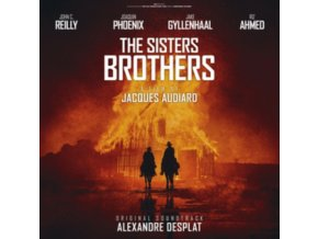 ALEXANDRE DESPLAT - The Sisters Brothers (CD)