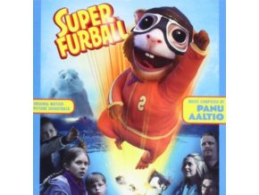 PANU AALTIO - Super Furball (CD)