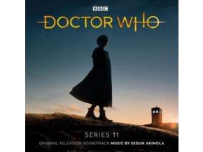 SEGUN AKINOLA - Doctor Who Series 11 - OST (CD)