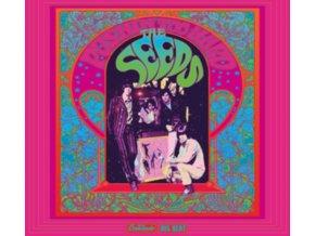 SEEDS - Pushin Too Hard - OST (CD)