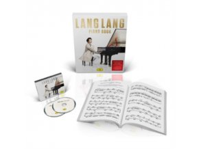 LANG LANG - Piano Book - OST (Deluxe Edition) (CD)