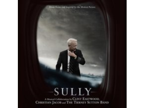 ORIGINAL SOUNDTRACK / THE TIERNEY SUTTON BAND & CHRISTIAN JACOB - Sully (CD)