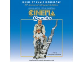 ENNIO MORRICONE - Cinema Paradiso (CD)