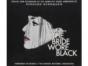 FERNANDO VELAZQUEZ - The Bride Wore Black (CD)