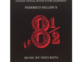 NINO ROTA - Fellinis 8 1/2 (CD)