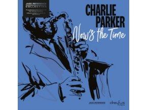 CHARLIE PARKER - Nows The Time (LP)