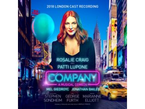 VARIOUS ARTISTS - Company (2018 London Cast Recording) (CD)