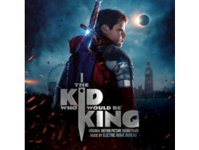 ELECTRIC WAVE BUREAU - The Kid Who Would Be King - OST (CD)