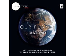 ORIGINAL SOUNDTRACK / STEVEN PRICE - David Attenborough - Our Planet (CD)