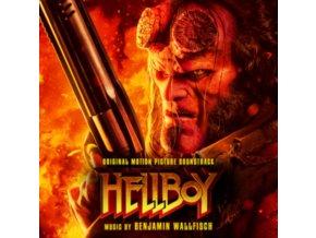 BENJAMIN WALLFISCH - Hellboy - OST (CD)