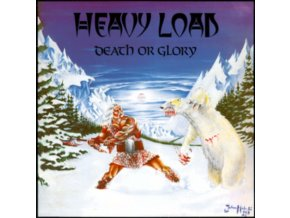 HEAVY LOAD - Death Or Glory (LP)