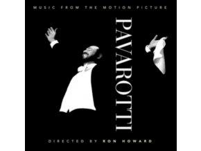 LUCIANO PAVAROTTI - Pavarotti - OST (CD)