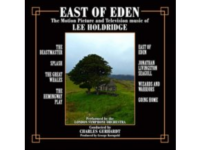 LEE HOLDRIDGE - East Of Eden - OST (CD)