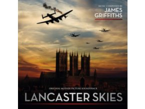 JAMES GRIFFITH - Lancaster Skies (CD)