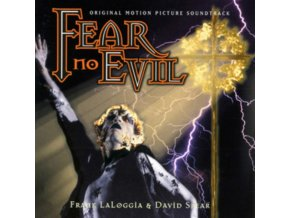 FRANK LALOGGIA & DAVID SPEAR - Fear No Evil - OST (CD)