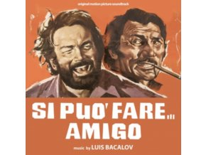 ORIGINAL SOUNDTRACK / LUIS BACALOV - Si Puo Fare... Amigo (CD)