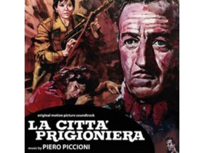 ORIGINAL SOUNDTRACK / PIERO PICCIONI - La Citta Prigioniera (CD)