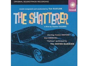 ORIGINAL SOUNDTRACK / TOT TAYLOR - The Shatterer (CD)