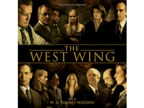 ORIGINAL SOUNDTRACK / SNUFFY WALDEN - The West Wing (CD)