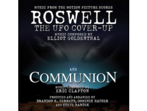 BRANDON K. VERRETT & DOMINIC HAUSER - Roswell The Ufo Cover-Up/Communion (CD)