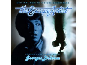 GEORGES DELERUE - The Escape Artist - OST (CD)