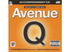 VARIOUS ARTISTS - Avenue Q (CD)