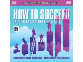 VARIOUS ARTISTS - How To Succeed In Business Without Really Trying (CD)