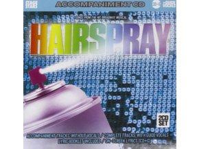 VARIOUS ARTISTS - Hair Spray (CD)