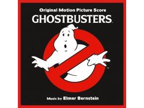 ORIGINAL SOUNDTRACK / ELMER BERNSTEIN - Ghostbusters (CD)