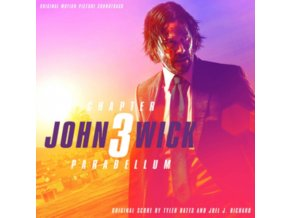 ORIGINAL SOUNDTRACK / TYLER BATES & JOEL J. RICHARD - John Wick: Chapter 3 - Parabellum (CD)