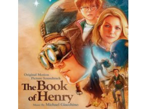 ORIGINAL SOUNDTRACK / MICHAEL GIACCHINO - The Book Of Henry (CD)